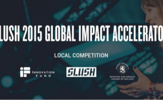 Slush Global Impact Accelerator in Belgrade